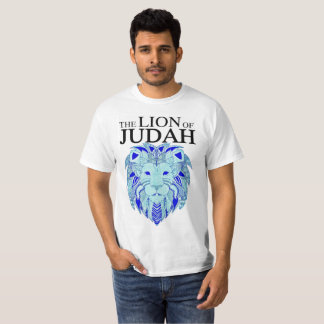 Camiseta O leão do tribo de Judah