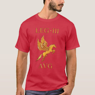 Camiseta ó Legião romana III Augusta