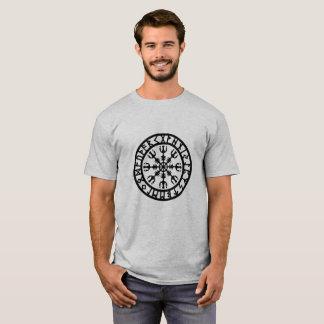 Camiseta O leme do incrédulo - símbolo de Viking para a
