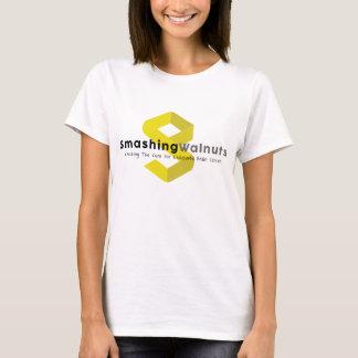 Camiseta O logotipo da mulher