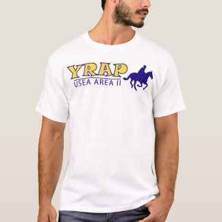 Camiseta O logotipo de YRAP caçoa o TShirt básico