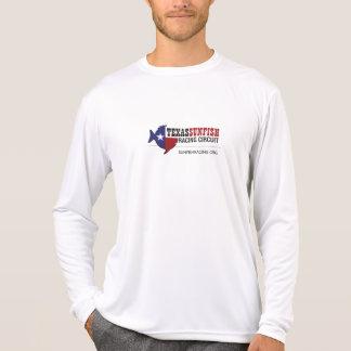 Camiseta O LongSleeve MicroFiber dos homens