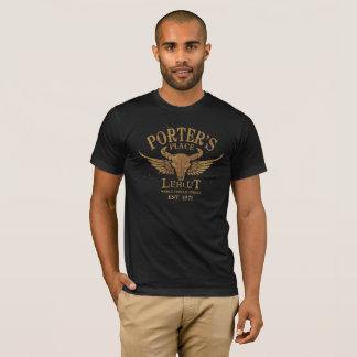 Camiseta O lugar do porteiro