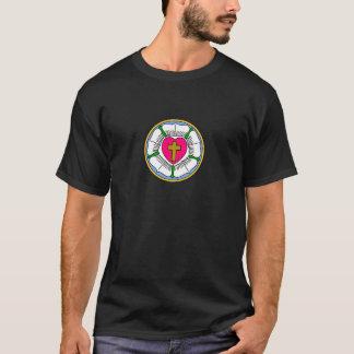 Camiseta O Lutheran aumentou