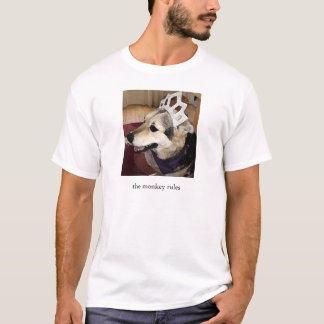 Camiseta O macaco