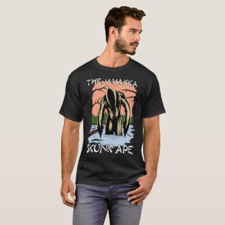 Camiseta O macaco da jaritataca de Myakka