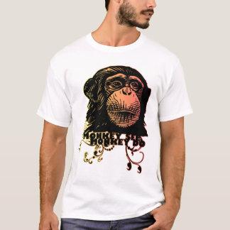 Camiseta o macaco VÊ o macaco FAZER