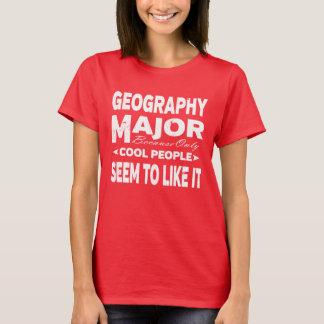 Camiseta O major somente pessoas legal da faculdade da