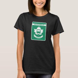 Camiseta O MakerBus de Londres