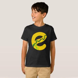 Camiseta O mapa de Edmonton caçoa o Tshirt