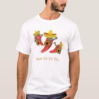 Camiseta O Mariachi mexicano une o t-shirt