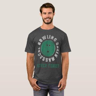 Camiseta O massacre de Bowling Green nunca esquece