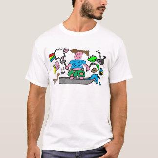 Camiseta o meddl