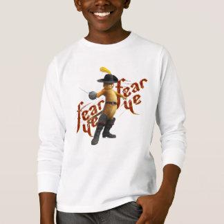 Camiseta O medo YE teme o YE