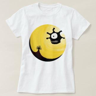 Camiseta O Medusa encontra um espectador
