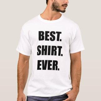 Camiseta O melhor