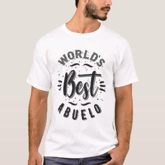 Camiseta O melhor Abuelo