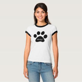 Camiseta O melhor amigo do cão