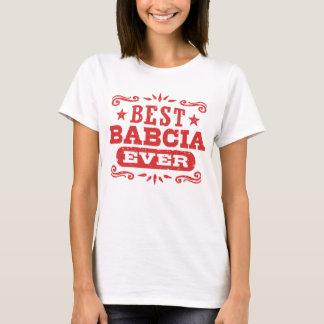 Camiseta O melhor Babcia nunca