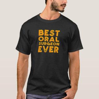 Camiseta O melhor cirurgião oral nunca