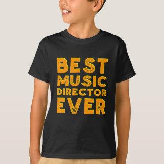 Camiseta O melhor director musical nunca