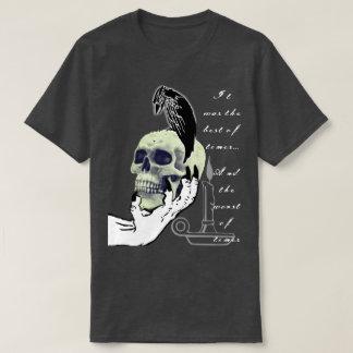 Camiseta O melhor e mais mau das épocas T