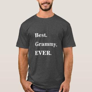 Camiseta o melhor grammy nunca