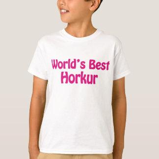 Camiseta O melhor Horkur do mundo
