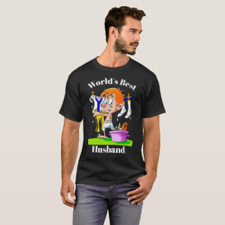 Camiseta O melhor marido do mundo