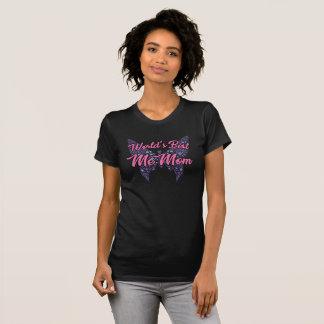Camiseta O melhor MeMom do mundo
