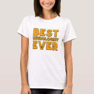 Camiseta O melhor neurologista nunca