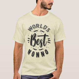 Camiseta O melhor Nonno