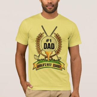 Camiseta O melhor transportador do mundo….  Não, pai!