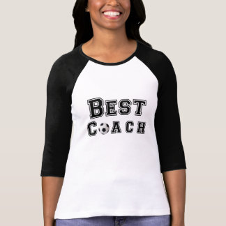 Camiseta O melhor treinador do futebol