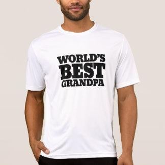 Camiseta O melhor vovô dos mundos