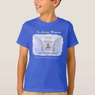 Camiseta O memorial | adiciona a foto