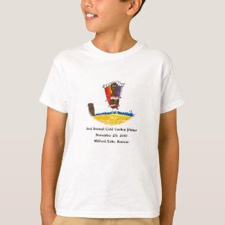 Camiseta ò Mergulho anual de turquia fria