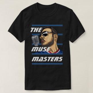 Camiseta O mestrado do musa