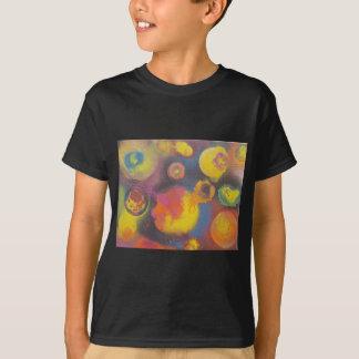 Camiseta O Micro-Universo em desenvolvimento
