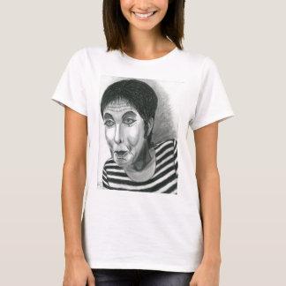 Camiseta O Mime fêmea