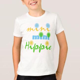 Camiseta O mini mini Hippie do Hippie caçoa o t-shirt