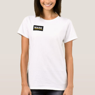 Camiseta o MITM das mulheres *Limited de Edition* & pássaro
