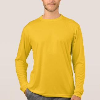 Camiseta O modelo do Tshirt do desempenho adiciona o IMG do