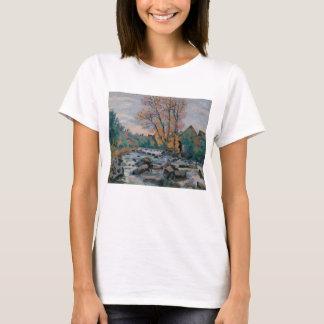 Camiseta O moinho de Bouchardon, Crozant