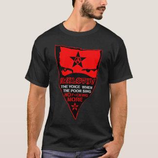 Camiseta O MOLOTOV - no VERMELHO - máscara