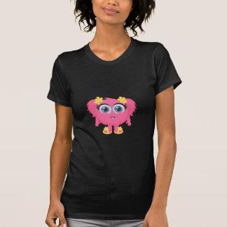 Camiseta O monstro pequeno o mais bonito!