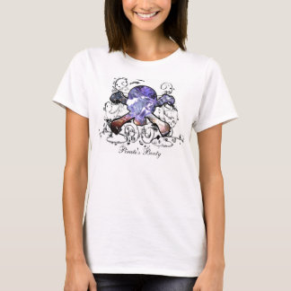 Camiseta O montante do pirata