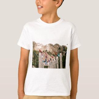 Camiseta O Monte Rushmore