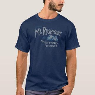 Camiseta O Monte Rushmore Memorial Park nacional EUA