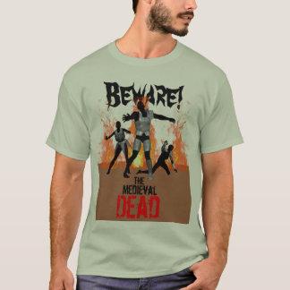 Camiseta O morto medieval